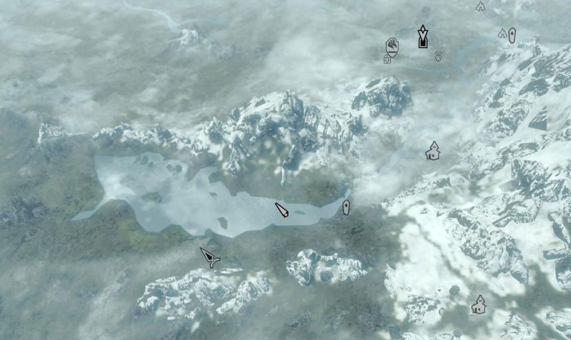 Geography of skyrim falkreath hold for Skyrim fish hatchery