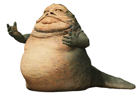 The Star Wars Defender: Top 100 Star Wars Characters 30-21 Jabba The Hutt