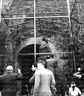 La gabbia dell'aquila (dall'archivio Luce, 1957)