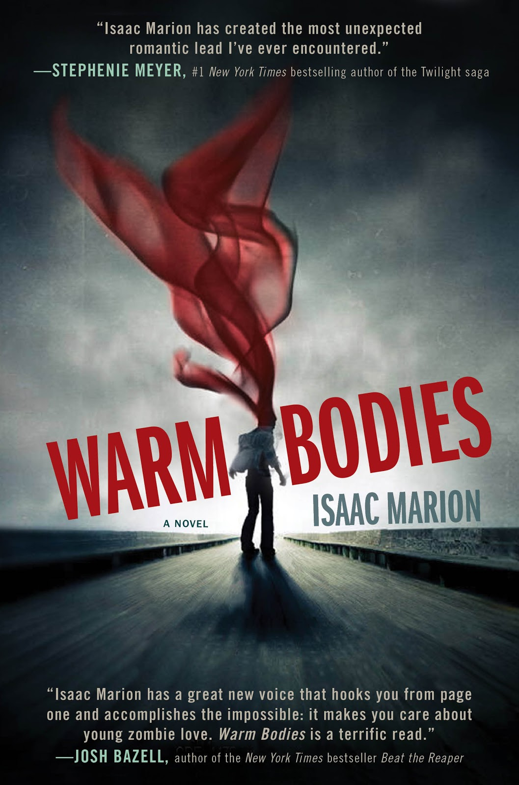capa Warm Bodies (sangue quente)