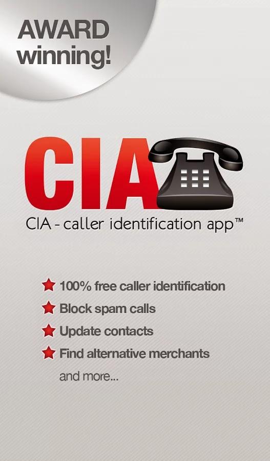Caller Identification App