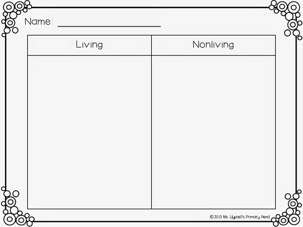 worksheet Living Vs Nonliving Worksheet worksheets living vs nonliving worksheet atidentity com free i teach bilinguals bilingual teaching resources april 2015 nonliving