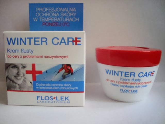 WINTER CARE od FLOSLEK Ochrona skóry w zimie