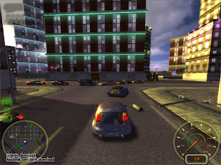 Free Download Game City Racing