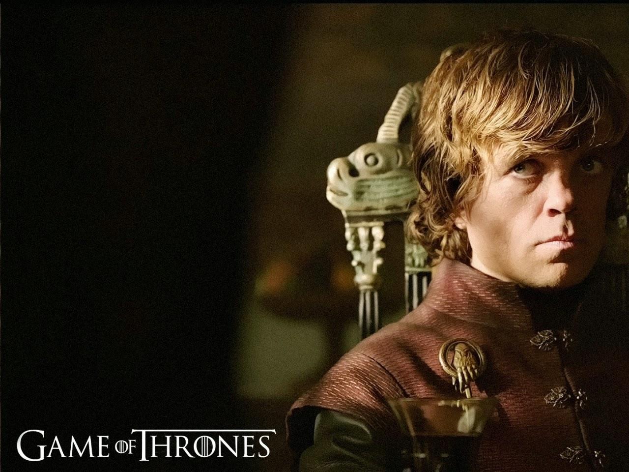 Juego de Tronos Tyrion y Tysha Tropa Friki