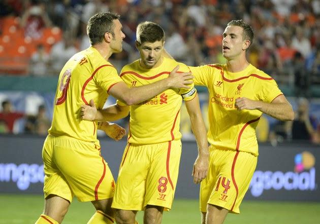 Berita Bola Liverpool Tanpa Suarez