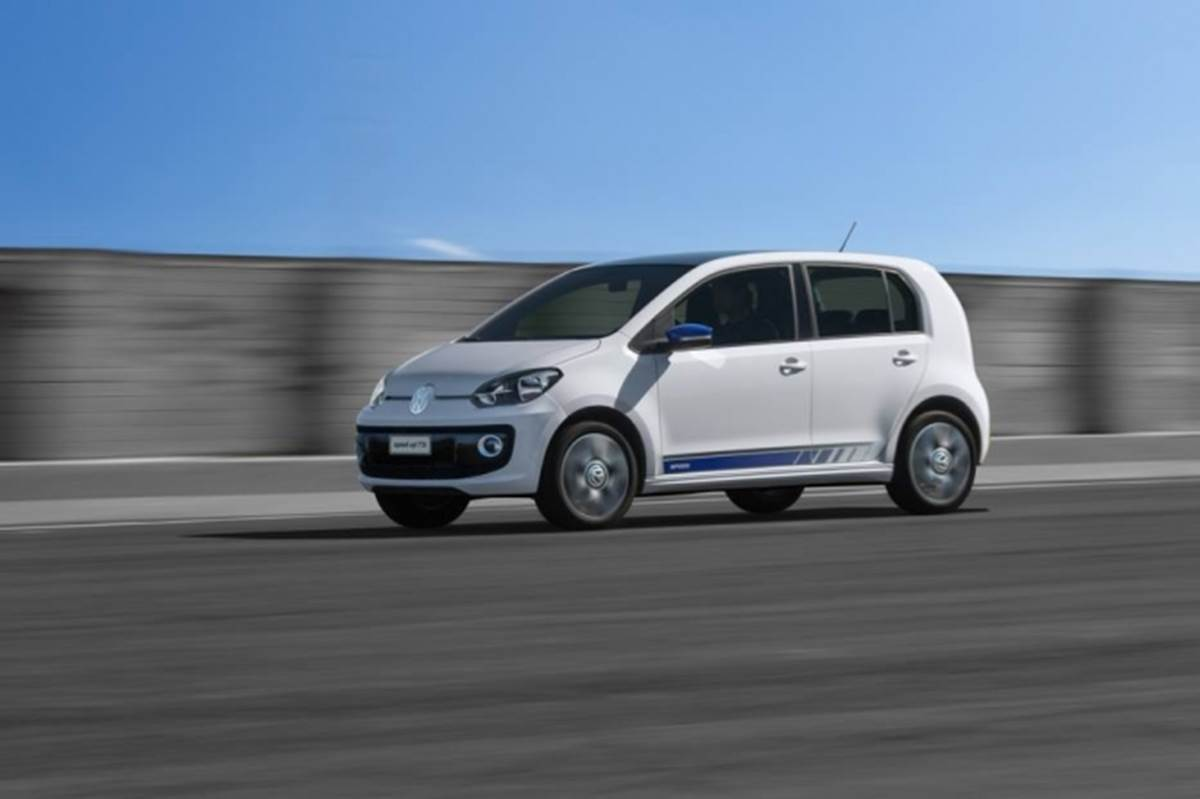 Volkswagen Up! TSI Speed-Up!