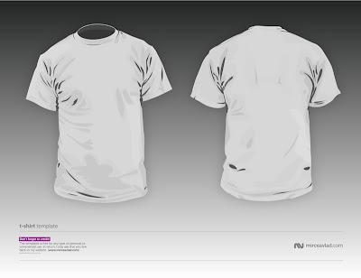 plantillas para diseño de camiseta