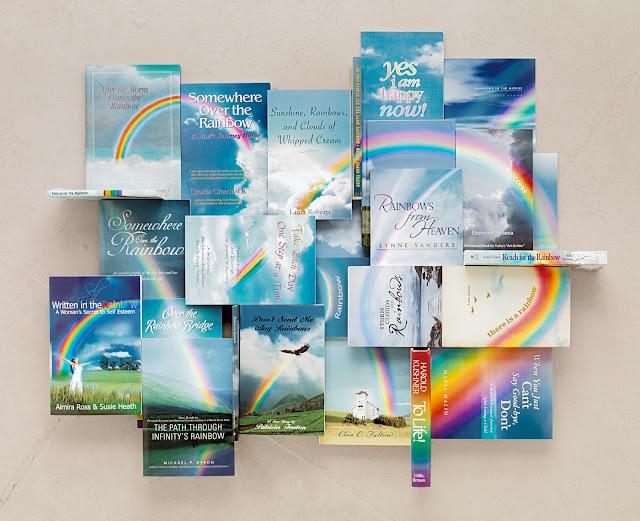 Kent Rogowski Self Help Art Photography There is a Rainbow