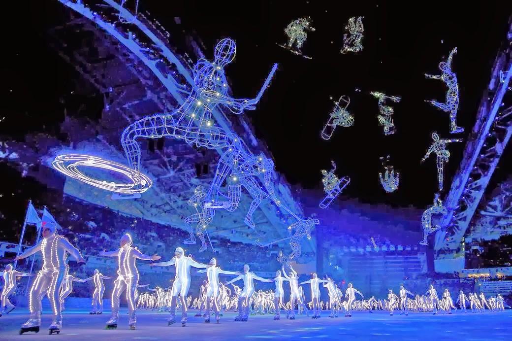 Olympic Gods, sochi 2014, olympics 2014