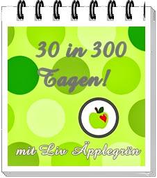 30 Dinge in 300 Tagen