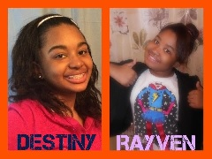 Destiny and Rayven