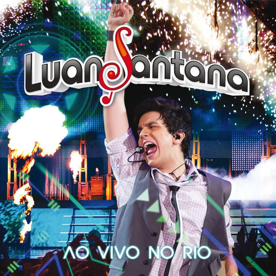 Luan Santana   Ao Vivo No Rio  Capa Oficial Do   Lbum