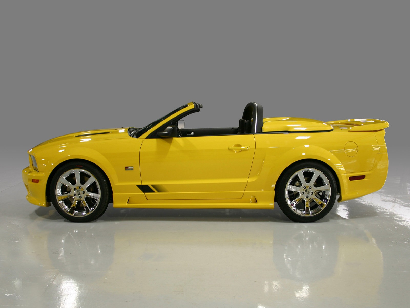 Car Pictures Saleen Ford Mustang S281 Speedster 2006