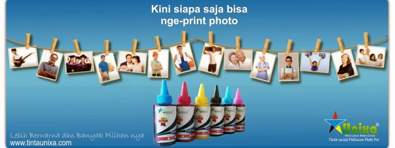 Tinta Unixa Standar Print Photo