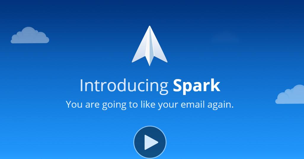 [革命郵件App 06] Spark 集大成最佳 iPhone 郵件App