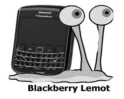 Tips Mengatasi Blackberry Lemot