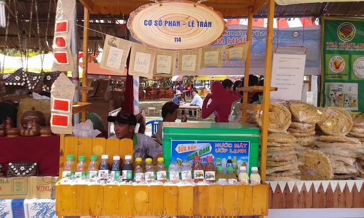 Cơ sở Phan - Lê Trân chuyên sản xuất và phân phối nước mát nhãn hiệu GUNGHO