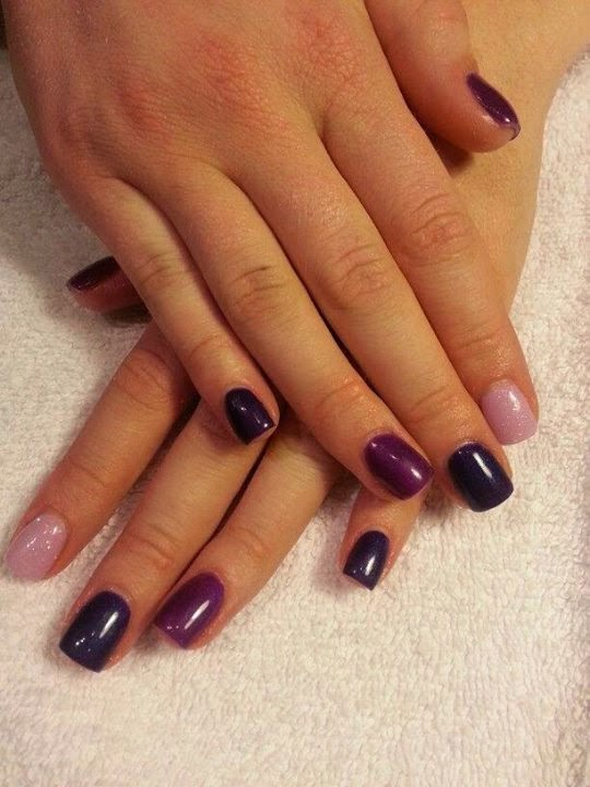 Nail Art Ombre Gel Polish The Best Inspiration For Design And