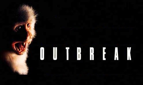 Outbreak DVD