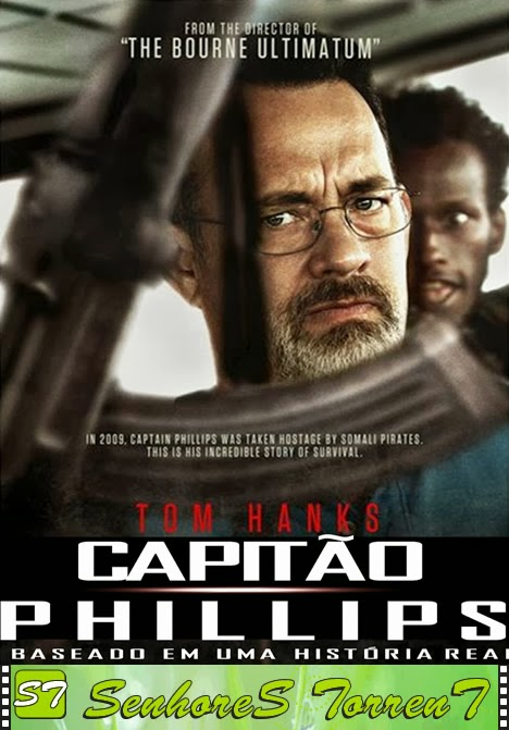 Captain Phillips capa dvd