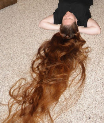 Rapunzel in Real-Life