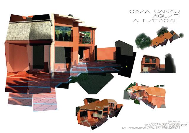 Sk studio casa garau agust enric miralles - Ets arquitectura malaga ...