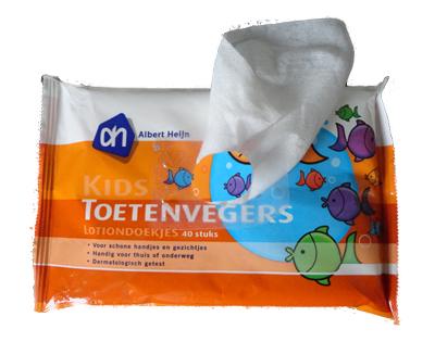Albert Heijn Kids Toetenvegers