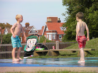 canoe lake waterpark southsea portsmouth