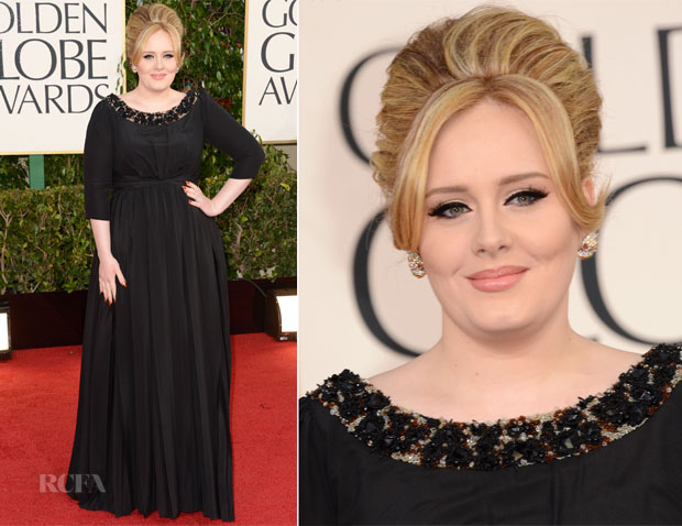 Adele: Fashion Edition