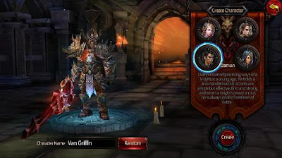 Rise of Darkness v1.2.47882 Mod Apk Data (God Mode+Damage Increased)