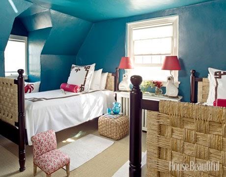 Beautiful habitat designer tips using bold wall color - Bold habitat ...