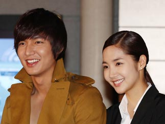 Who is lee min ho dating in real life