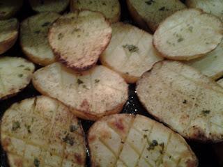 Patatas ajopé