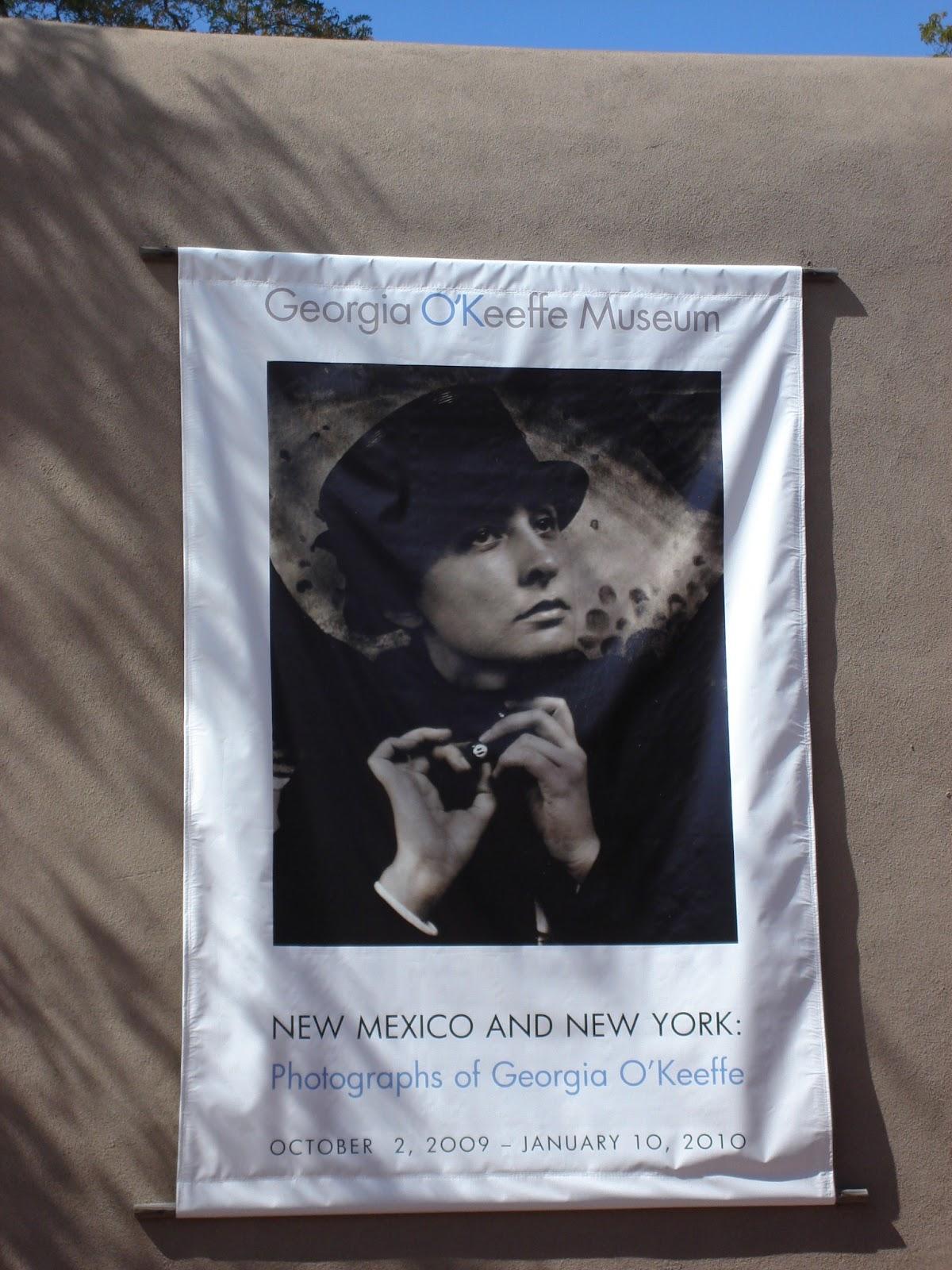 New mexico fourfancy magazine for Georgia o keeffe opere