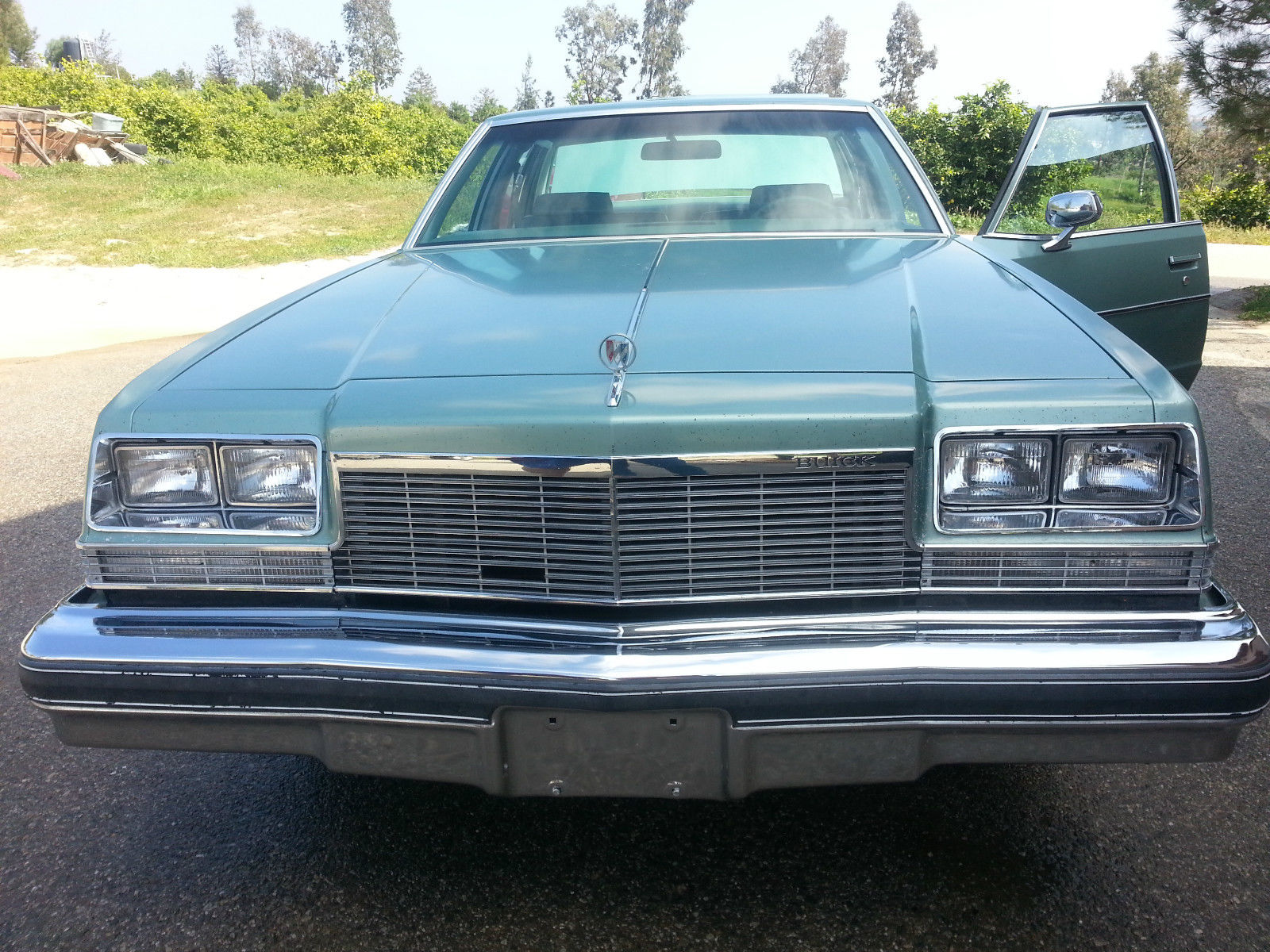 All American Classic Cars: 1977 Buick LeSabre 4-Door Sedan