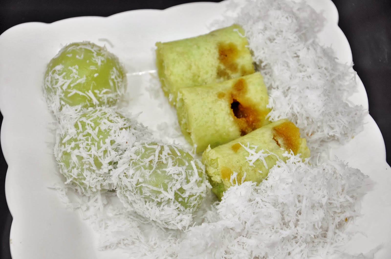 Kue Putu And Klepon Danny Love To Eat