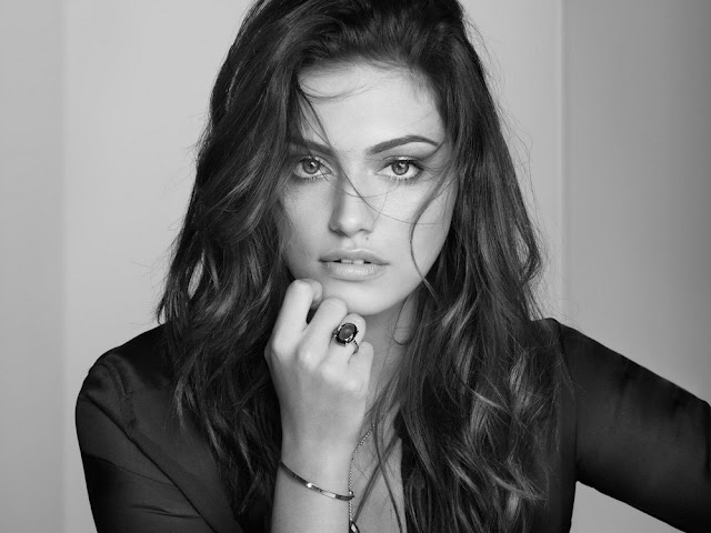 Phoebe Tonkin for Jan Logan Jewellery 2013 Collection