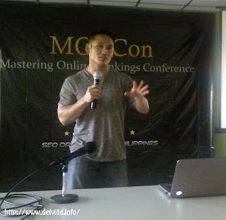 An Overview - Mastering Online Ranking Conference 2011 [MORCon] 8