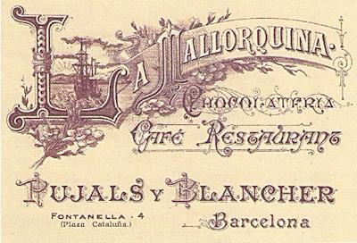 Barcelof lia xocolateria la mallorquina caf restaurant - La mallorquina barcelona ...