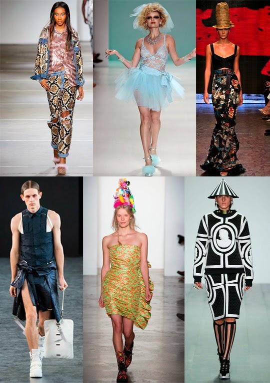 Moda Primavera Verano 2015