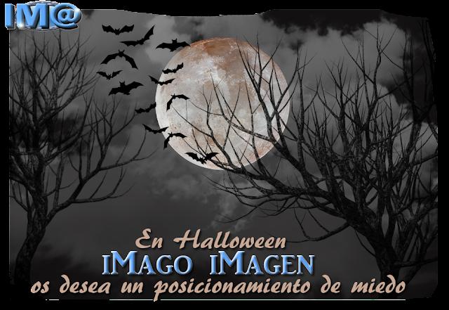 Feliz Halloween iMago iMagen SL 2013