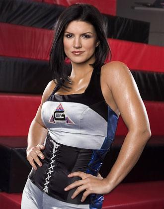 UFC Female Fighter Gina Carano