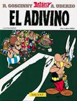 Astérix.  El Adivino,Albert Uderzo, René Goscinny,Salvat  tienda de comics en México distrito federal, venta de comics en México df