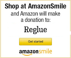 Support Reglue by shopping via Amazon Smile