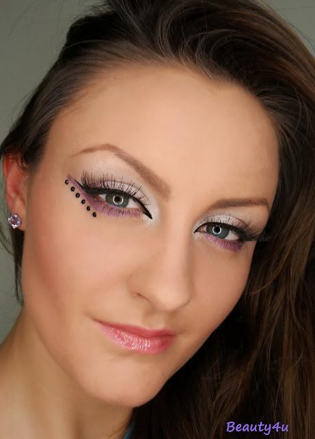 Sylwestrowy makijaż