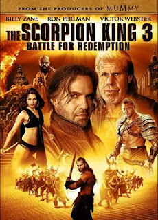 El Rey Escorpion 3 : Batalla por la Redencion [2012] [DvdRip] [Latino]  1 Link