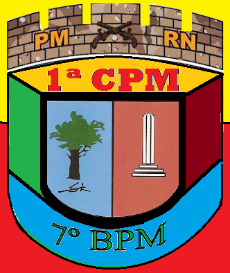 1ª CPM/7º BPM - PAU DOS FERROS