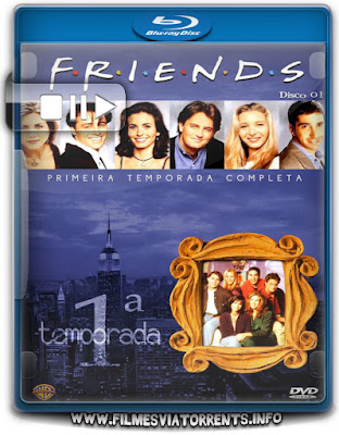 Friends 1ª Temporada Completa Torrent