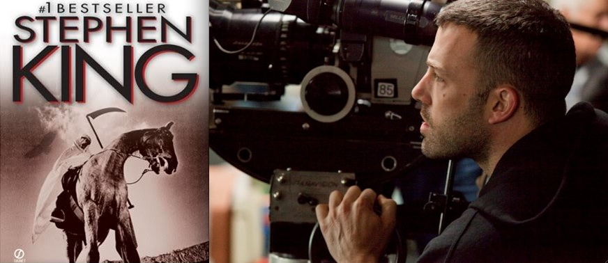 Ben Affleck in line to direct Stephen King's The Stand